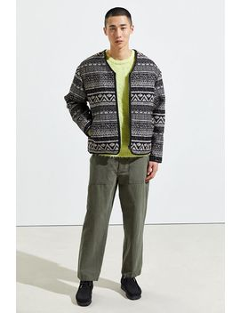 Uo Kai Tapestry Liner Jacket by Urban Outfitters