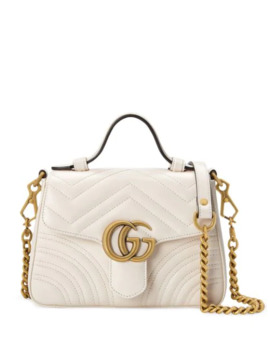 Mini Gg Marmont Bag by Gucci