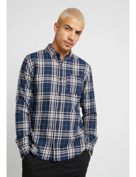 Brunswick Slim Fit   Camicia   Navy by Cotton On
