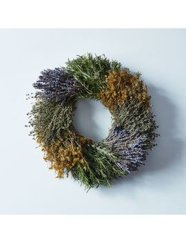 Cucina Herb Wreath by Creekside Farms