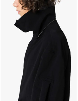 Textured Hooded Jacket by Bottega Veneta