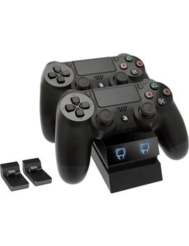 Twin Docking Station   Ps4 by Currys