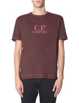 C.P. Company Round Neck T Shirt by C.P. Company