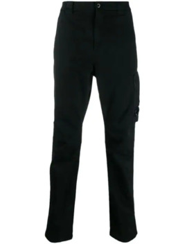 Straight Leg Cargo Trousers by Cp Company