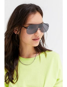 Odyssey Shield Sunglasses by Urban Outfitters