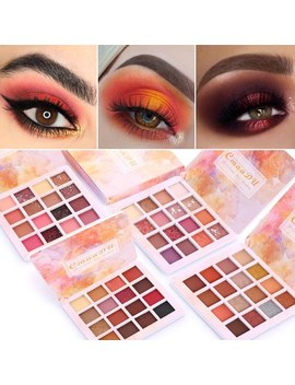 16 Colors Matte Eyeshadow Pallete Long Lasting Waterproof Eye Shadow Natural Eyes Palette Comestic Tslm1 by Ali Express.Com
