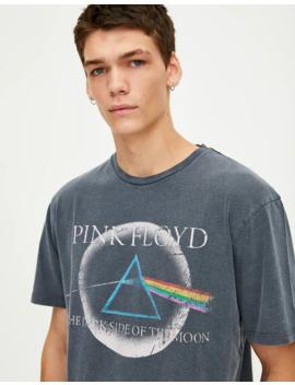 Camiseta Pink Floyd Efecto Lavado by Pull & Bear