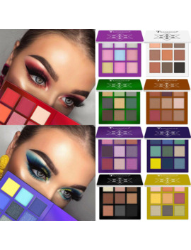 10 Colors Shimmer Glitter Eyeshadow Pallete Matte Powder Makeup Pallete Pigment Nude Eye Shadow Girl Highlighter Beauty Cosmetic by Ali Express.Com