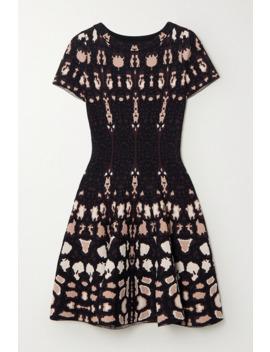 Jacquard Knit Dress by Alaïa
