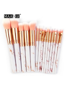 15 Pcs/Set Pro Make Up Brushes Multifunctional Makeup Brushes Concealer Eyeshadow Foundation Brush Set Tool Brochas Maquillaje by Ali Express.Com