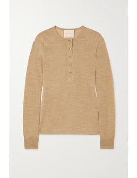 Rishi Merino Wool Sweater by Roksanda