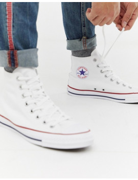 Converse Chuck Taylor All Star Sneakers In White by Converse