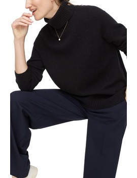 Supersoft Yarn Turtleneck Sweater by J.Crew