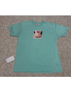 Supreme Necklace Tee   Mint Green by Supreme  ×