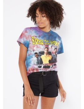 Purple Tie Dye Boyz N The Hood Graphic Tee by Rue21