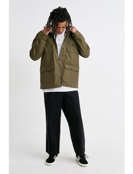 Vans Drill Grape Leaf Lined Chore Jacket by Vans