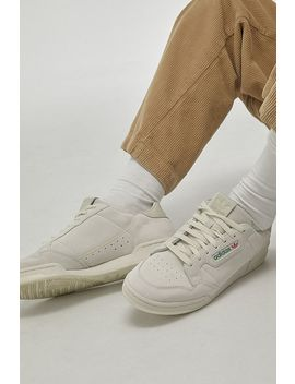 Adidas Continental 80 Raw White Trainers by Adidas