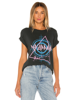 Hysteria Tour Weekend Tee by Daydreamer