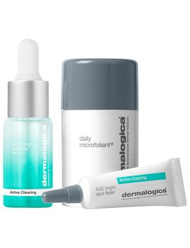 Active Clearing Skin Kit Gesichtspflegeset Dermalogica Active Clearing by Dermalogica