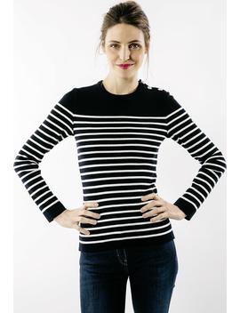 Maree Ii R Striped Sweater   Women's by Saint James