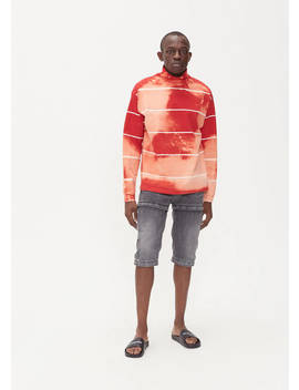 Long Sleeve Highneck Shirt by Balenciaga