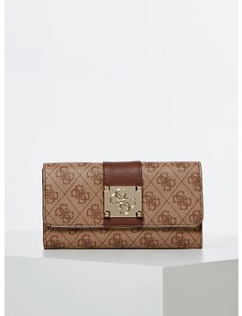 Logo City Wallet by Guess