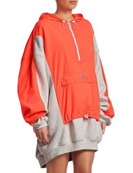 Oversized Track Jacket by Alexander Wang