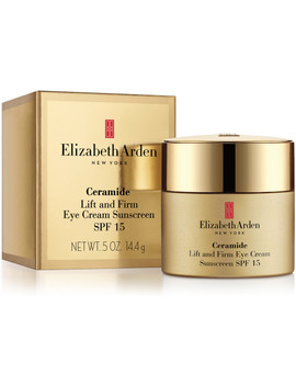 Online Only Ceramide Lift And Firm Eye Cream Sunscreen Spf 15 by Elizabeth Arden