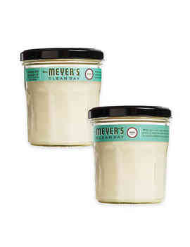 Mrs. Meyer's® Clean Day Basil Candles by Bed Bath And Beyond