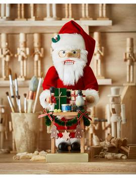 Gift Giver Santa Nutcracker by Ulbricht