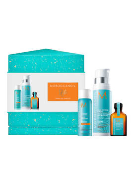 Moroccanoil Christmas Style At Every Angle Gift Set (Worth £45.15) by Moroccanoil