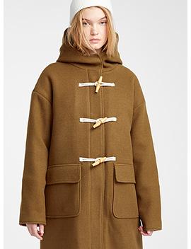 Classic Duffle Coat by Twik