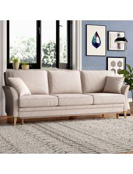 Francois 3 Seater Sofa Bed by Fleur De Lis Living