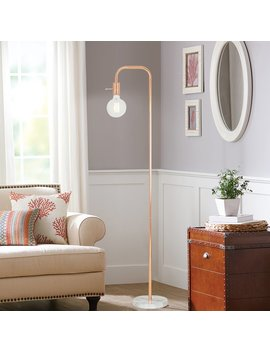 """Karly 62\"""" Arched Floor Lamp by Mercer41"""