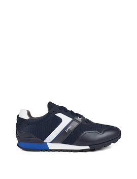 Hybrid Trainers With Bamboo Charcoal Lining And Lightweight Sole Hybrid Trainers With Bamboo Charcoal Lining And Lightweight Sole by Boss