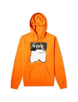 Wtaps Side Effect Hoody by Wtaps