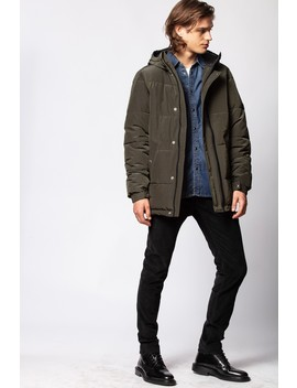 Kell Crinckle Parka by Zadig & Voltaire