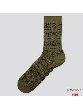 Men Jw Anderson Socks (2) by Uniqlo