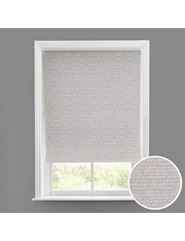 Durban Natural Blackout Roller Blind by Dunelm