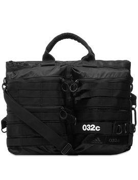Adidas X 032c Weekend Duffel Bag by Adidas Consortium