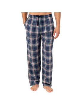George Men's Plaid Woven Flannel Sleep Pant by George