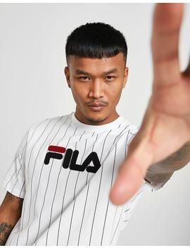 Fila Santo Stripe T Shirt by Fila