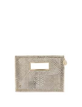 Iside Crystal Clutch Bag by Rosantica