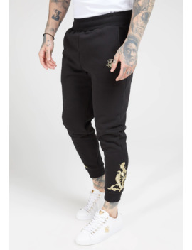 Fitted    Joggebukse by Siksilk