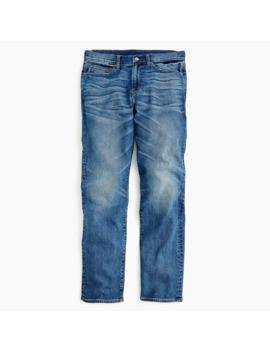 770™ Straight Fit Jean In Stretch Broken In Japanese Denim by J.Crew