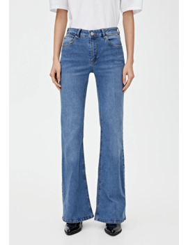 Flared Jeans by Pull&Bear