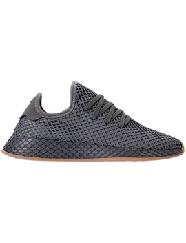Adidas Deerupt Muted Neons Grey Four by Stock X