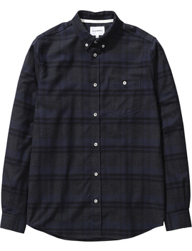 Anton Brushed Flannel Check by Norse Projects