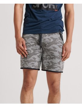 Gym Tech Stretch Shorts by Superdry