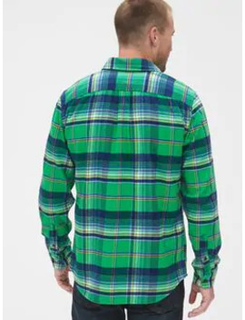 Flannel Work Shirt by Gap
